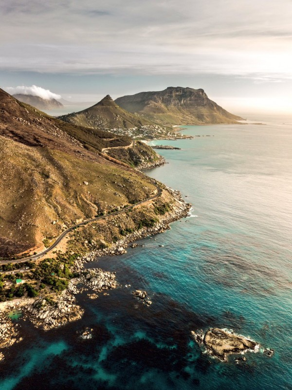 Дорога-садов-Южная-Африка