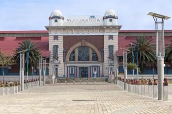 Музей Африки Йоханнесбург