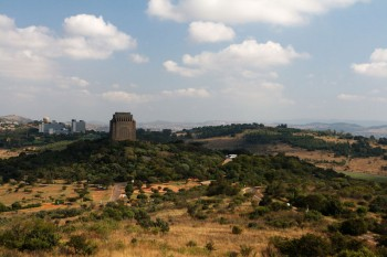 Монумент Первопроходцам Претория