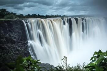 Водопад Виктория Фолз