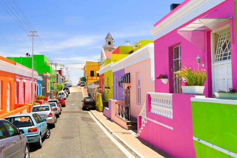 Безопасность туристов в Кейптауне