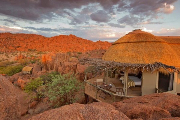 тур в Намибию за рулем автомобиля