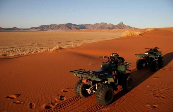 Долина Соссусфлей, Намибия