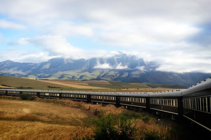 Rovos Rail, ретро поезд, Йоханнесбург, Кейптаун, Южная Африка