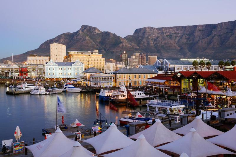 Тур Кейптаун Южная Африка