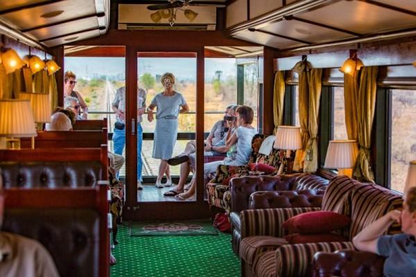 Тур ЮАР: путешествие «по-королевски», rovos rail