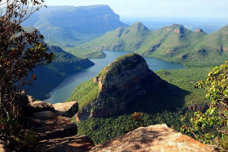 Приключенческий тур по ЮАР, каньон реки Блайд, Драконовы горы