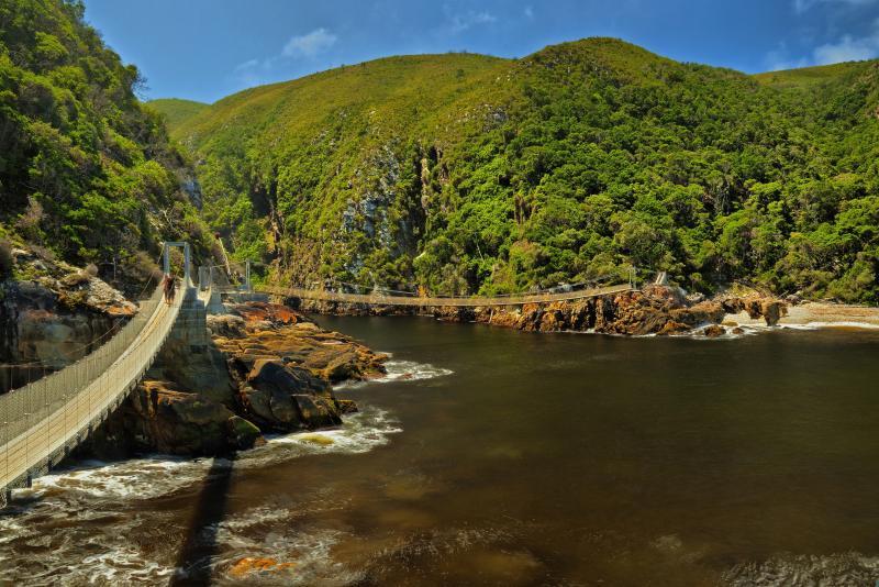 Приключенческий тур в ЮАР, национальный парк Тситсикамма