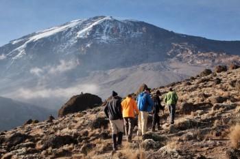 Маршрут Ронгаи Килиманджаро