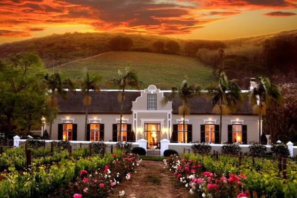 Экскурсия-тур: Южная Африка, Кейптаун - Франчхук и Парл, винный маршрут