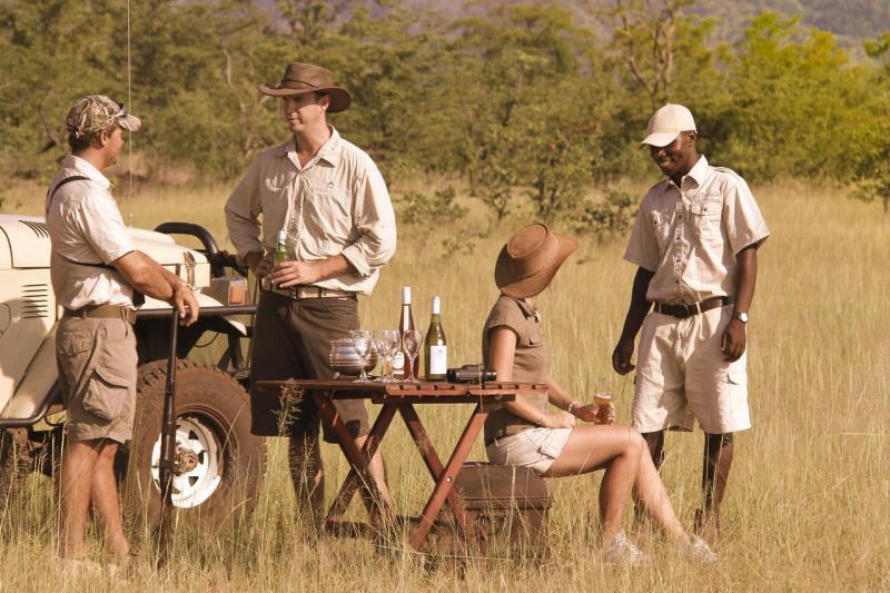 Чек-лист для подготовки к сафари в Африку