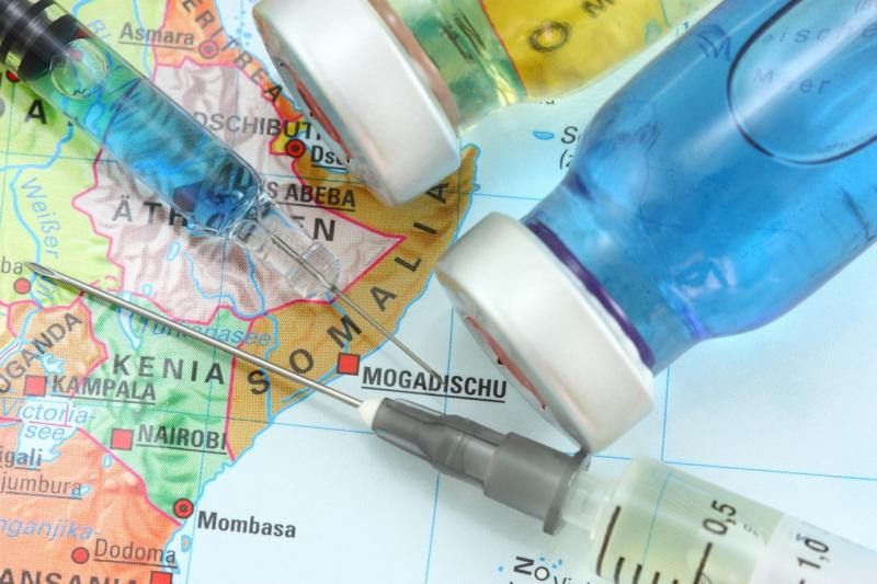 Прививки в Африку от желтой лихорадки и малярии. Требования 2019-2020.